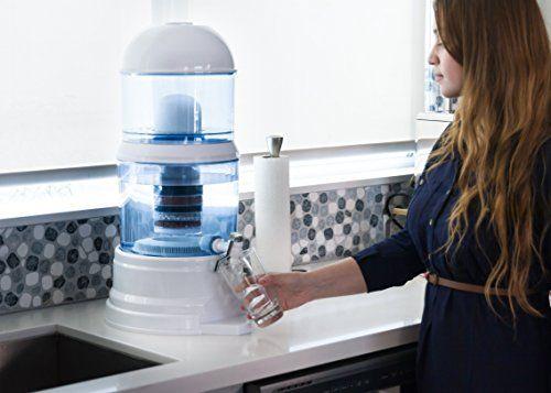 Ledoux Water Filter Dispenser 64 Cup