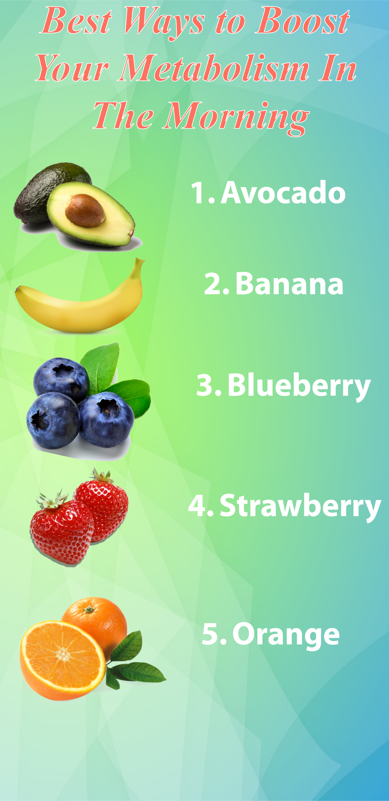 6 Best Ways to Boost Your Metabolism In The Morning