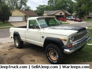 Jeep Trucks For Sale And Jeep Truck Parts 1977 Jeep J10 Jeep Truck Vintage Jeep Old Jeep