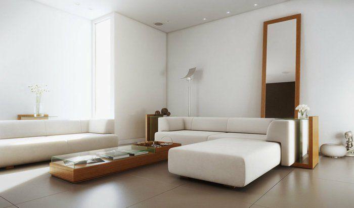 minimalistische designklassiker einrichtungsideen - ideen moderne wohnungsgestaltung