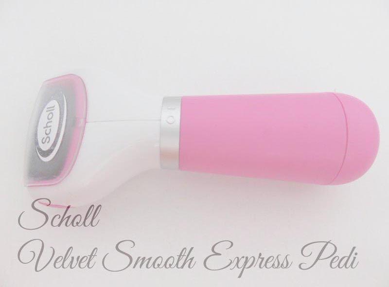 Testbericht Scholl Velvet Smooth Express Pedi Pinterest