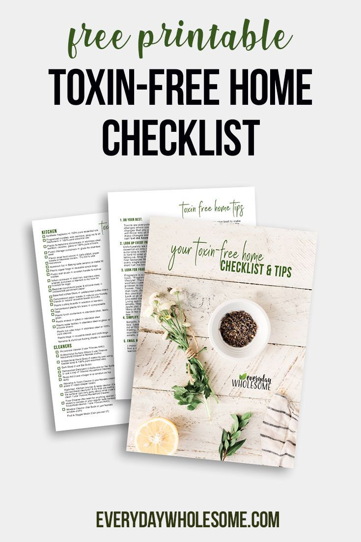 Free printable checklist for nontoxic, chemical free, toxin free, natural cleaning supplies, makeup, nails, hair care, beauty & skincare DIY home recipes. #freeprintable #checklist #essentialoils #nontoxicliving #nontoxicskincare #nontoxiccleaning #nontoxiclifestyle