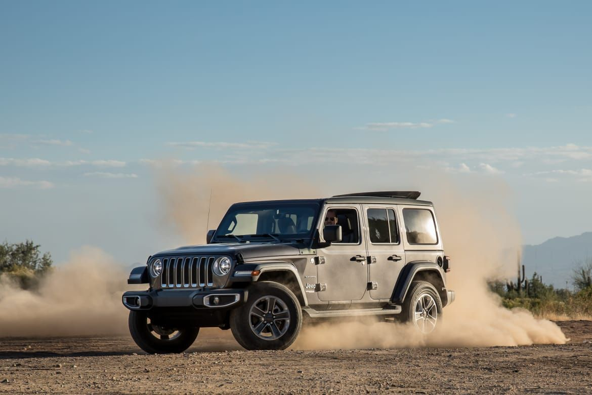 Which 2019 Jeep Wrangler Should I Buy Sport, Sport S