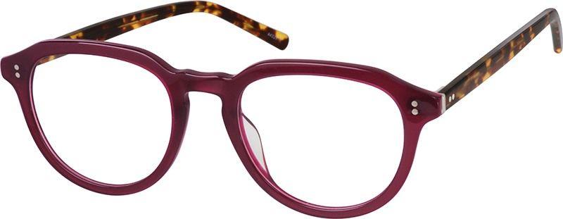8d9e8f7853e Black Round Glasses  7809221
