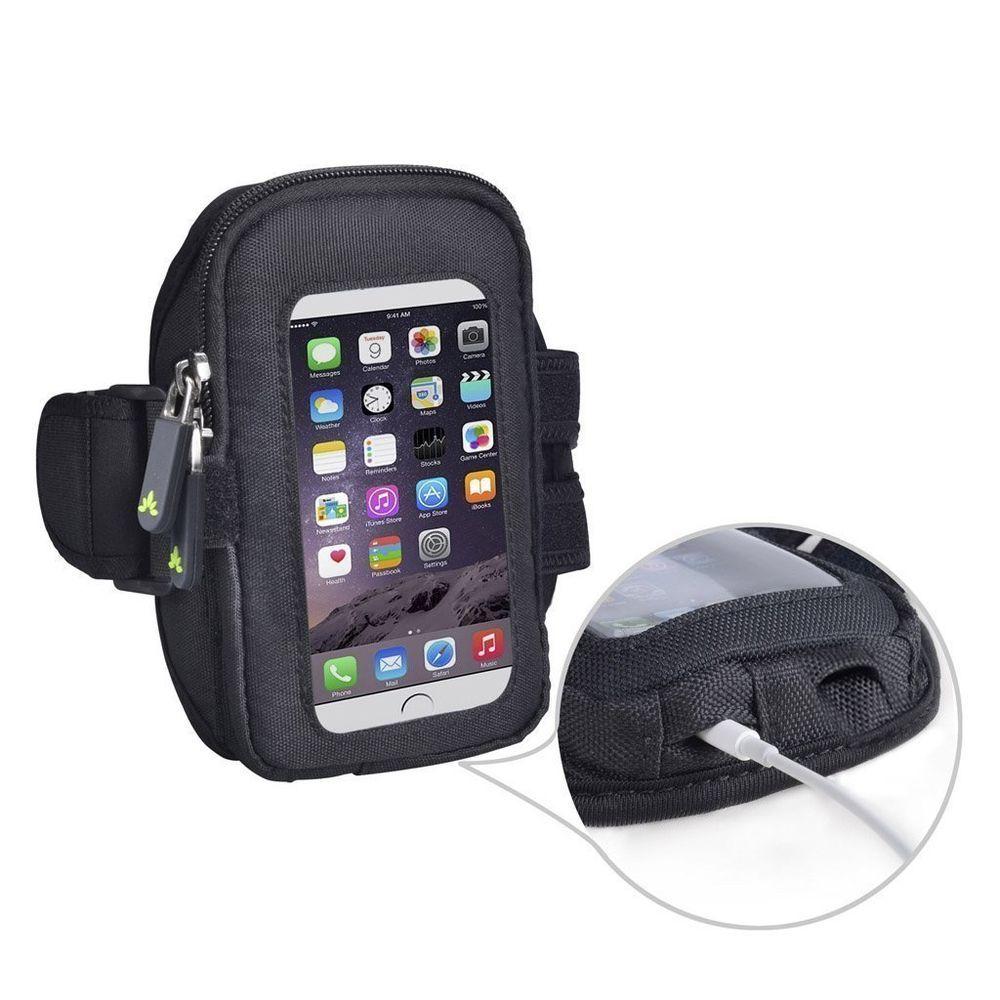Avantree Neoprene Running Armband for iPhone 8, 7, 6, 6S