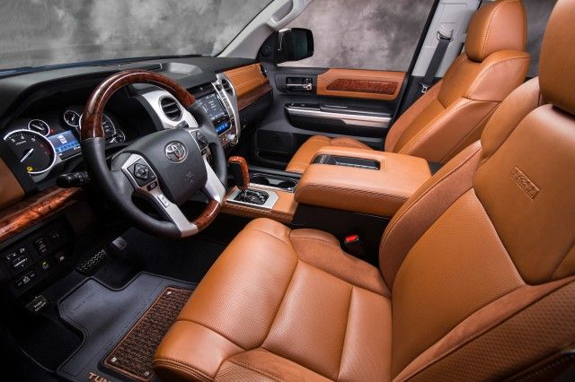2016 Toyota Tundra Review Ratings Specs Prices And Photos The Car Connection Trucks Pinterest Reviews