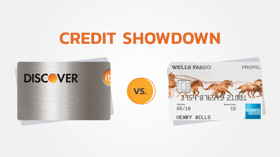 Discover it vs wells fargo propel american express card credit discover it vs wells fargo propel american express card credit showdown creditloan reheart Image collections