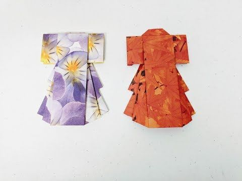 Photo of Simple Origami Kimono 6