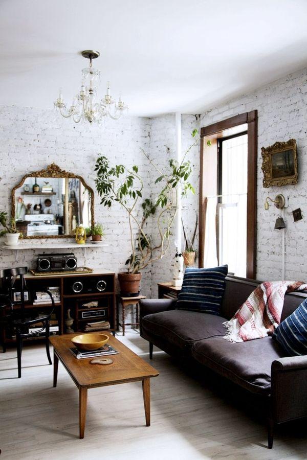 Pin by Abby Deitrick on ~home~ Pinterest Interiors, Living rooms - designer couchtische modern ideen