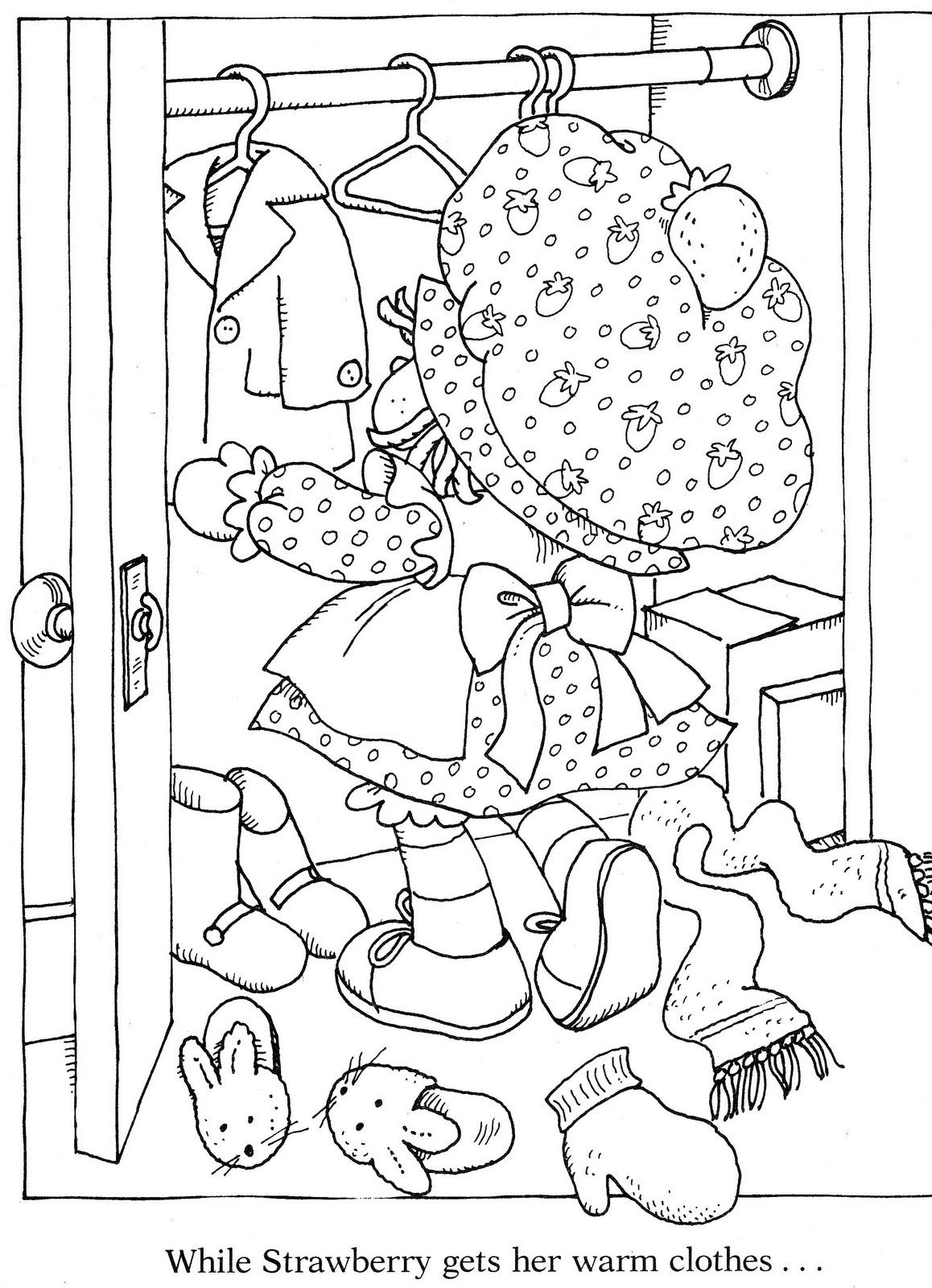 Pin by Berry Happy Home on Winter Fun Coloring Book