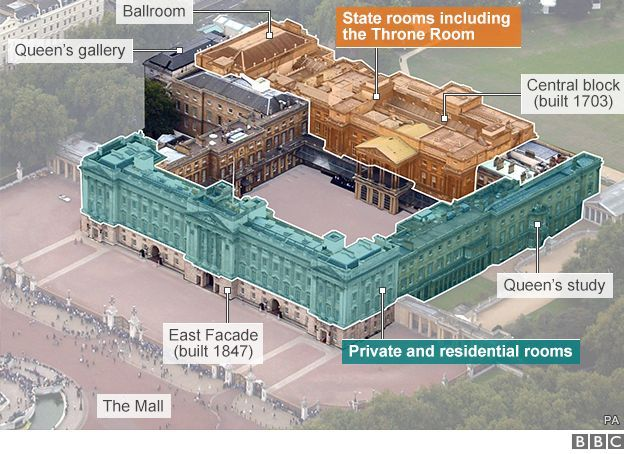 Queen 39 Could Move Out Of Palace 39 Buckingham Palace