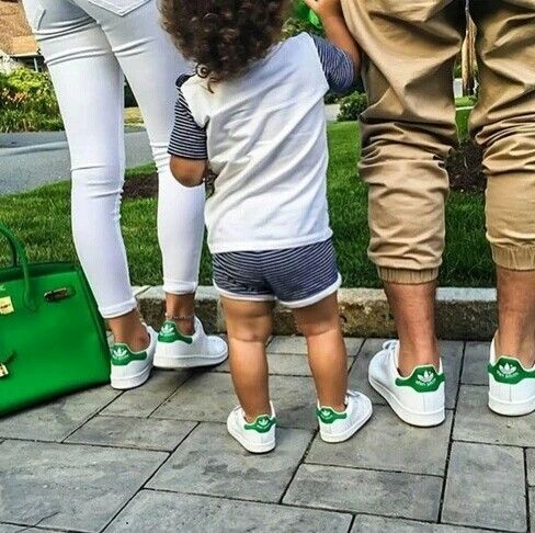 baby stan smith