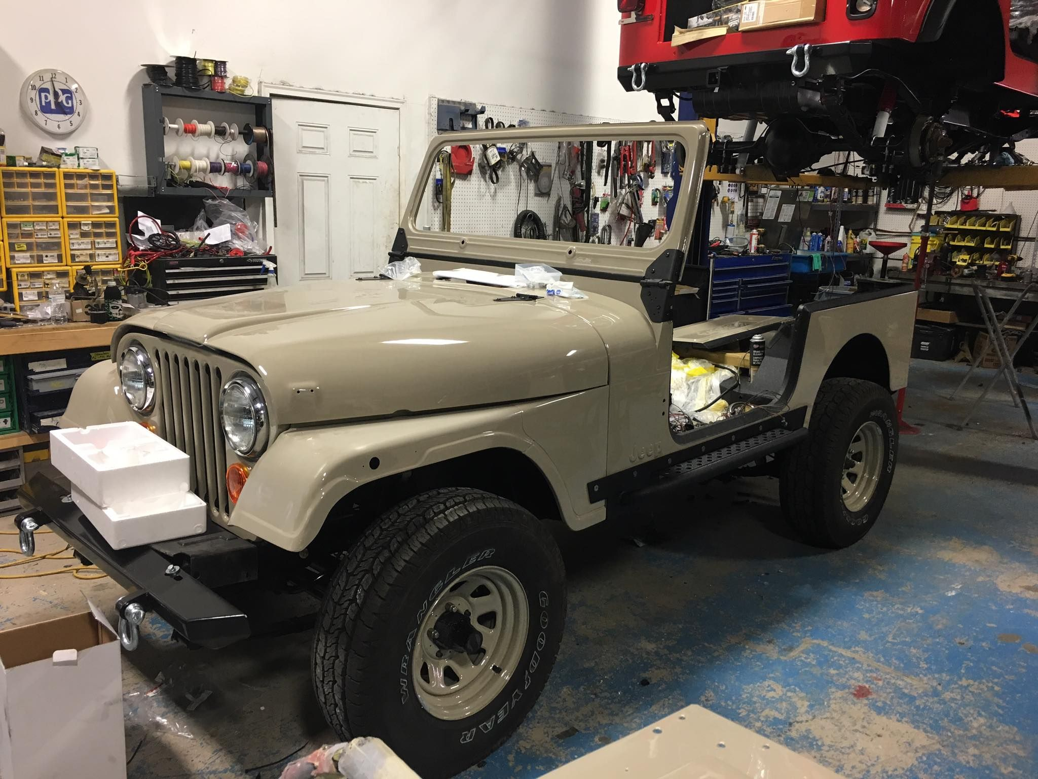 17 best Jeep CJ7 FOR SALE Full Frame Up Resoration images on