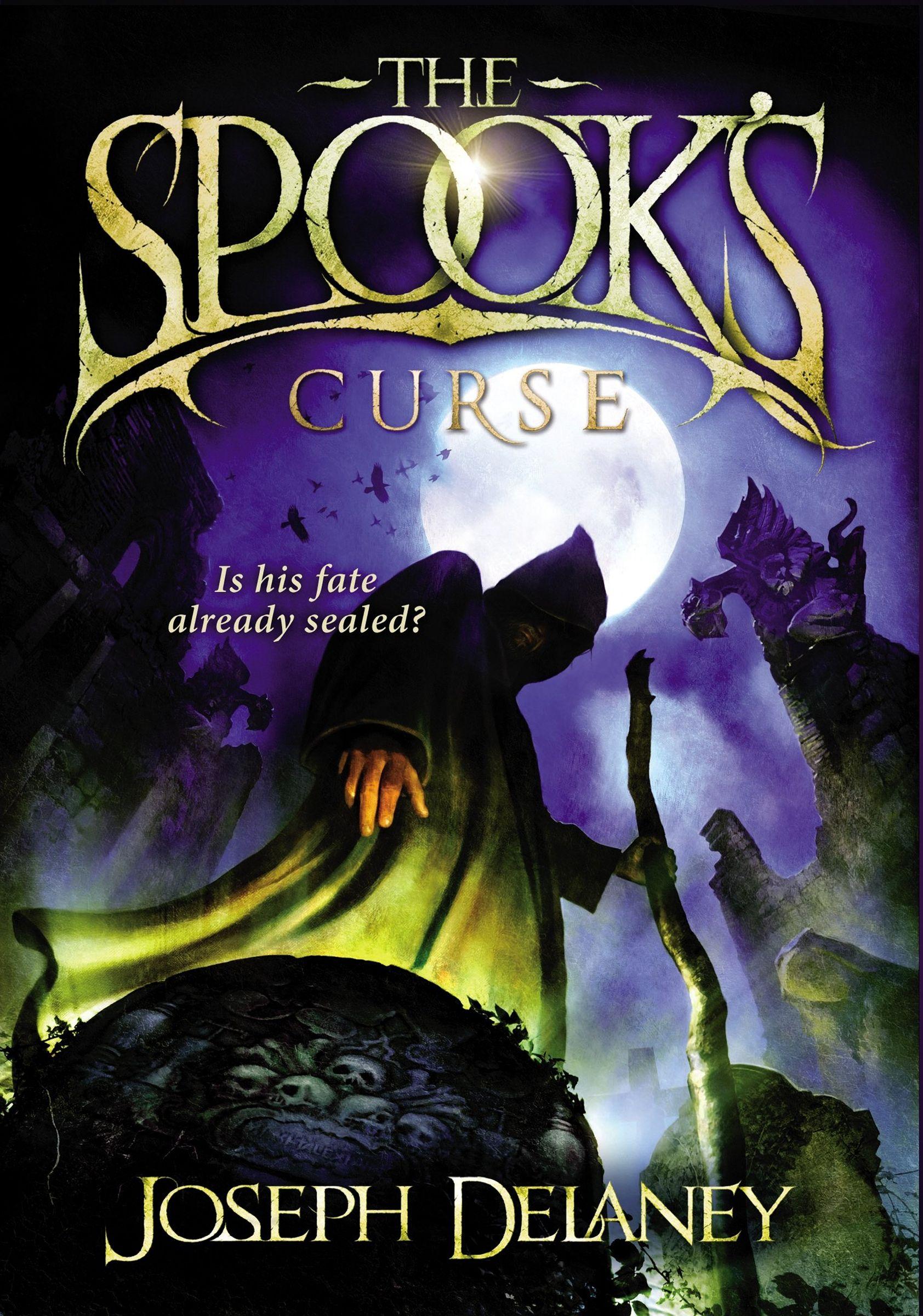 Joseph Delaney  (the Wardstone Chronicles #2) The Spook's Curse
