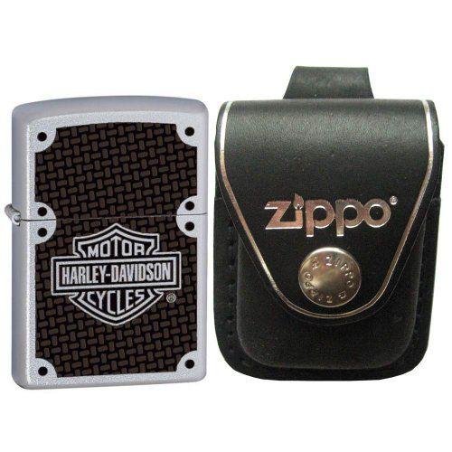 Zippo Harley Davidson | CollectableZippos.com in 2019 ...