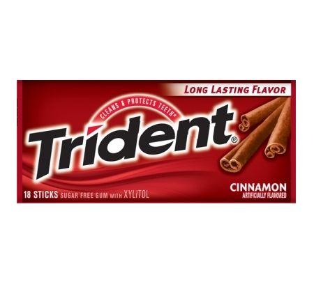 Trident Cinnamon Classic