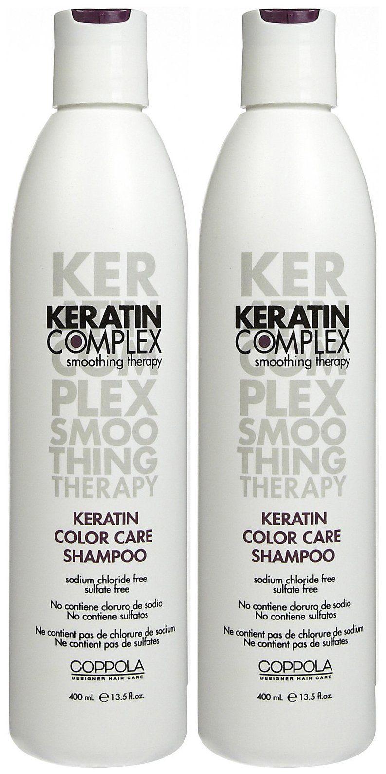 Keratin Complex Color Care Shampoo Best Price Cuidado