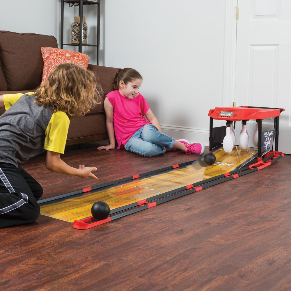 Electronic Bowling Arcade Game