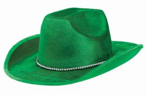 Green Cowboy Hat  fd23012757c