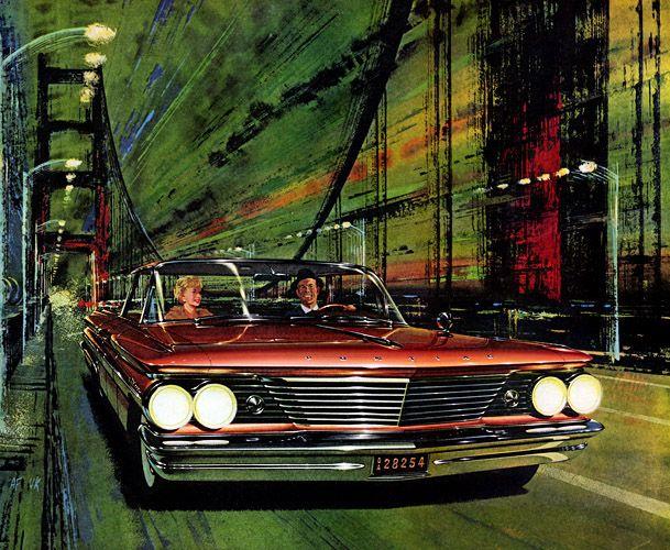 The Artwork Of Art Fitzpatrick And Van Kaufman Pontiac