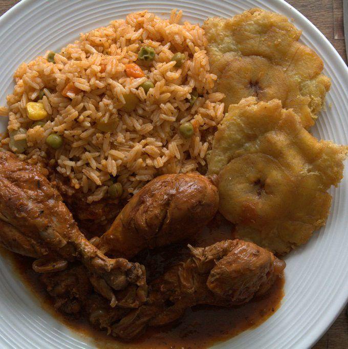 poulet en sauce haitien   Haitian Shabbos   Pinterest ...