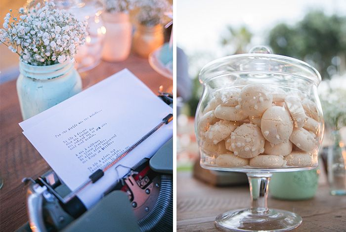 Shabby Chic Wedding | Alexia
