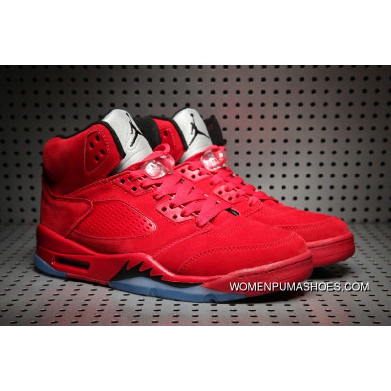 competitive price bffea 861ab Air Jordan 5 University Red Men 2018 New Cheap To Buy