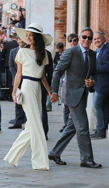 divinas con judit: novias en pantalones, casarse sin vestido es cool