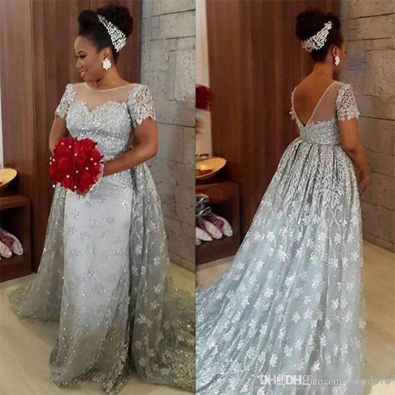 Famousipod Berbagi Informasi Tentang Pertanian Silver Wedding Dress Wedding Dresses Plus Size Sheer Wedding Dress