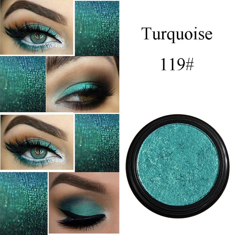 PHOERA Glitter Shimmering Colors Eyeshadow Metallic Eye