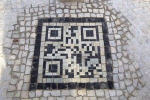 Brazil Makes Tourist Strolls Smartphone-Friendly With #QR Code Sidewalks29th January 2013 by Deborah Corn