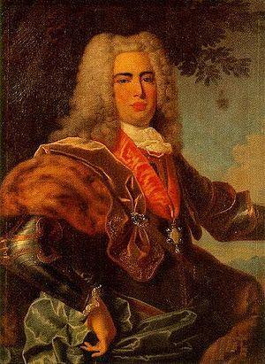 Joao V (1689 - 1750). Son of Pedro II and Maria Sofia of the Palatinate-Neuburg. He married Maria Anne of Austria and had children.