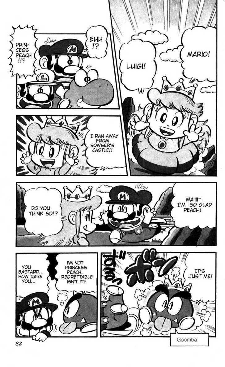 Super Mario Kun Manga Vol 1 Ch 7 Page 1 Vinyl