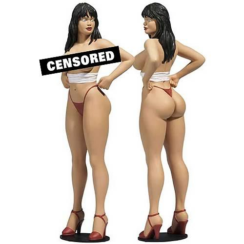 DRUUNA PHOTO//MEMO CLIP Demons /& Merveilles PIN-UP figure SERPIERI pinup figurine