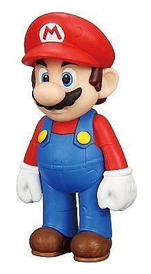Rompecabezas En 3d De Mario Bros Figuras Porcelana Fria