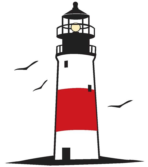 lighthouse clipart free clip art images icons pinterest clip rh pinterest com lighthouse clip art free download lighthouse clip art drawings