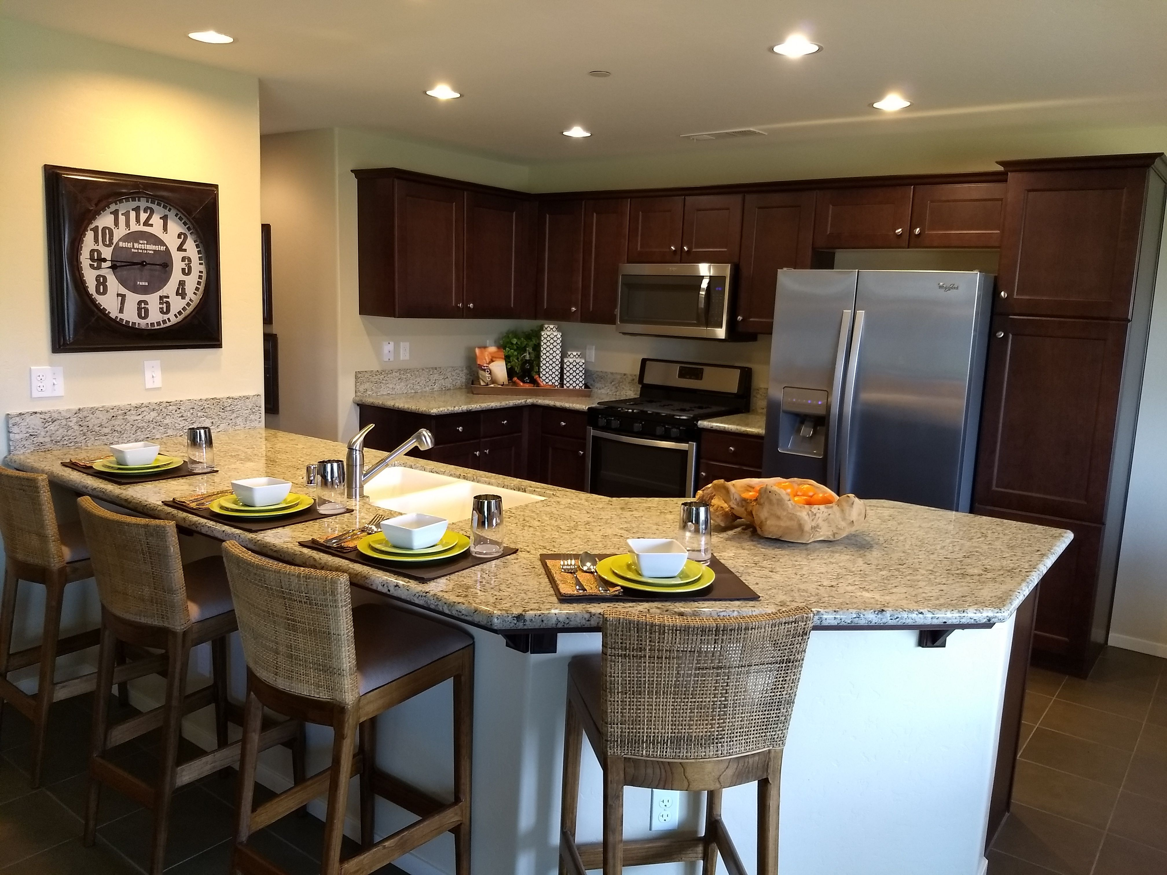 Out Touring New Construction Homes Beautiful Kitchen Designs Contact Us To Review Your Purchasing Options Cottage Realty Richard Carlson