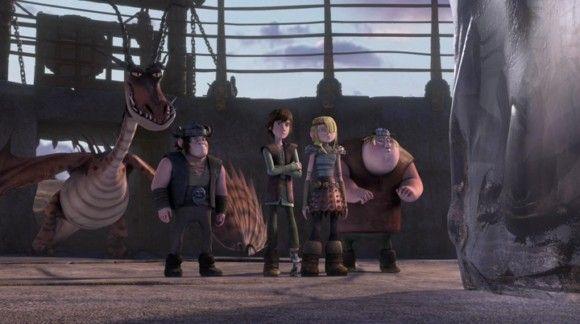 Dragons of Berk Season 2 | Dragons: Defenders of Berk Season 2 Episode 11 A View to a Skrill Part ...