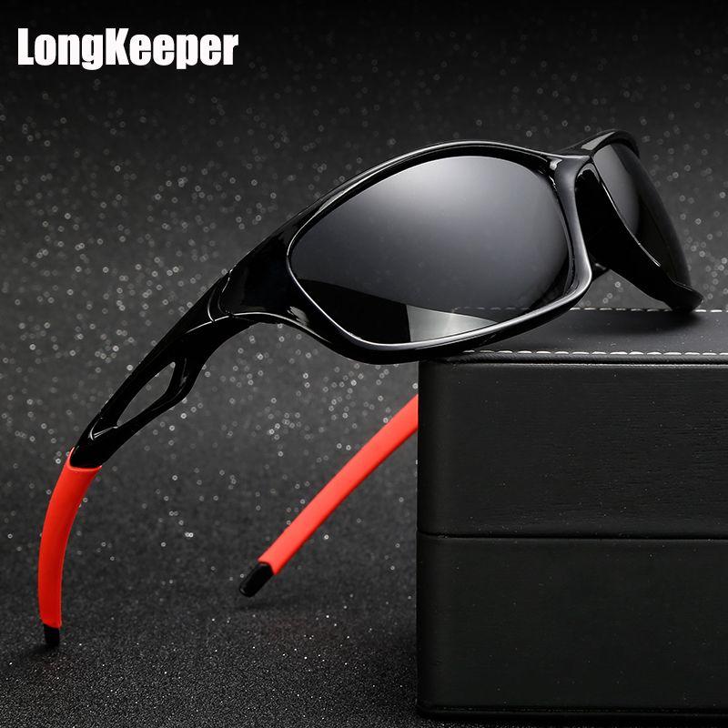 8b4acfe4184 2017 New Outdoor Vintage Polarized Sport Sunglasses Men Brand Fishing Driving  Sun Glasses Oculos De Sol Masculino KP1003
