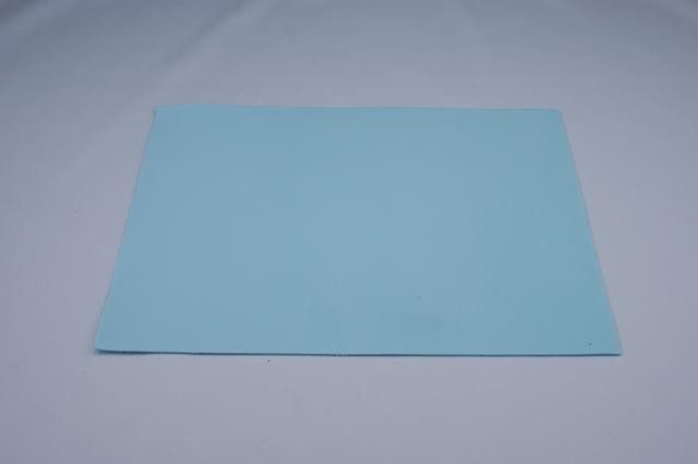 ZP106-66 Fun Foam 9 X 12 inch Light Blue 12 Pieces