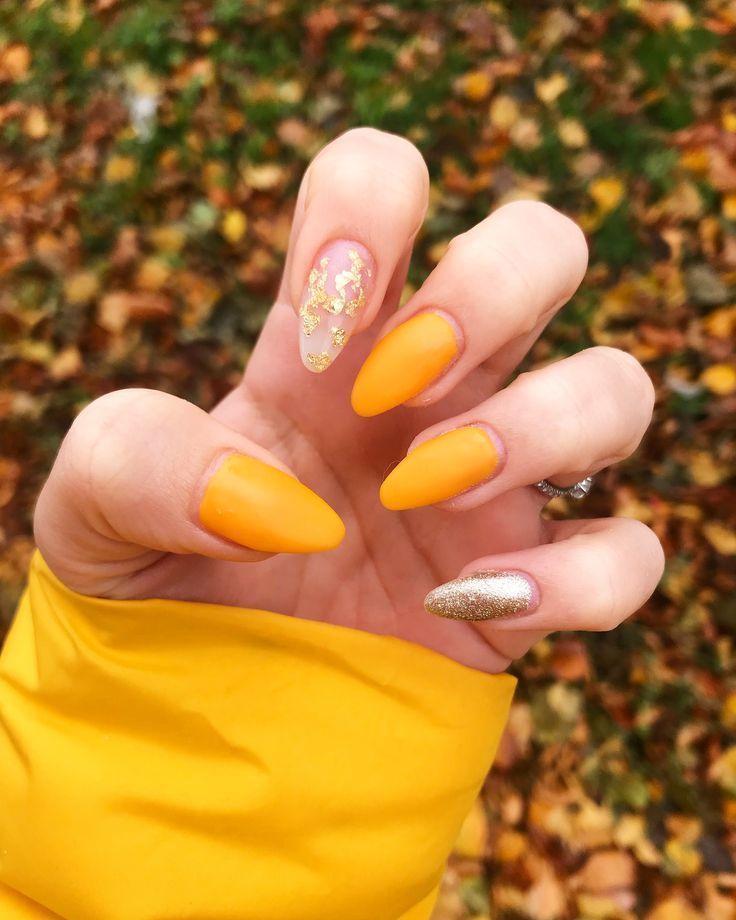 Nails Shades Of Yellow Latest Nail Art Yellow Nail Art Yellow Toe Nails Yellow Nails