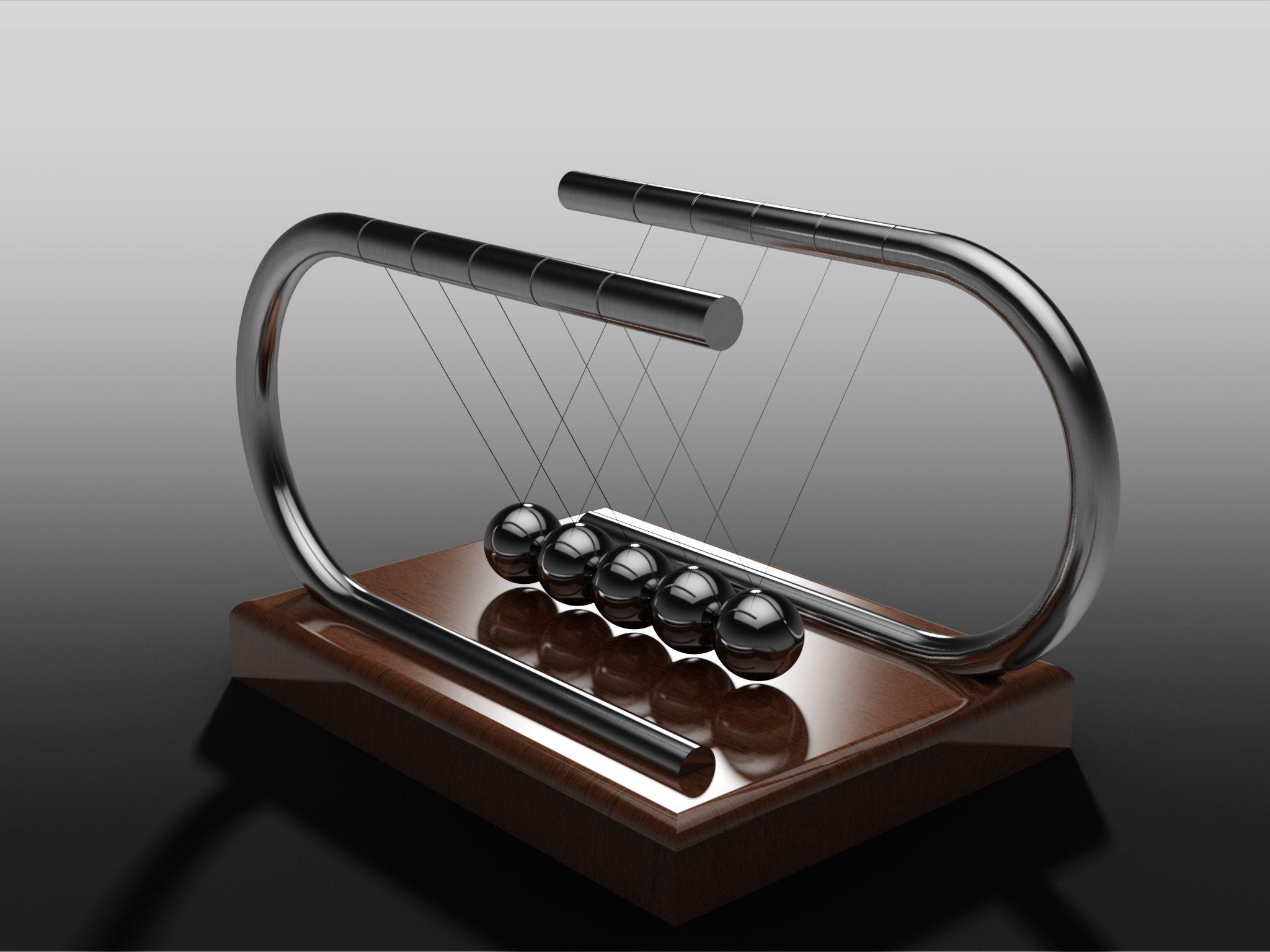 Newton S Cradle Newton S Cradle Desk Toys Minimalism Interior