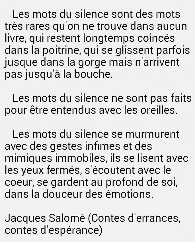 """""""Contes d'errances et d'espérance"""" Jacques Salomé"""
