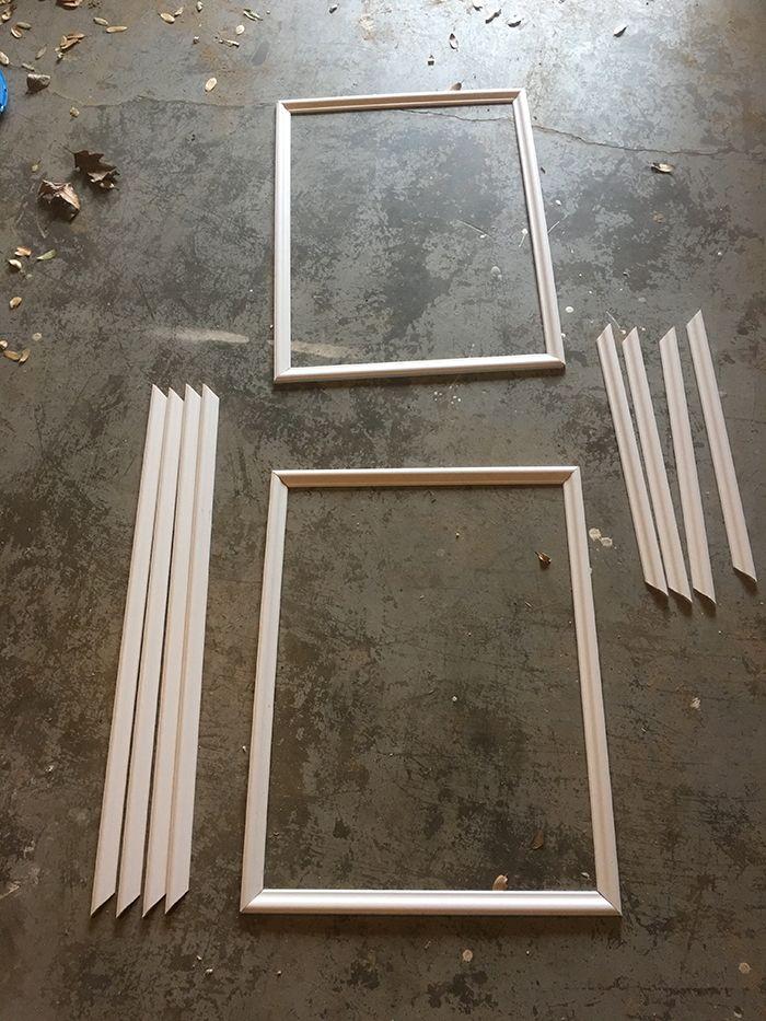 the easiest flat panel door update ever! | interior door make over