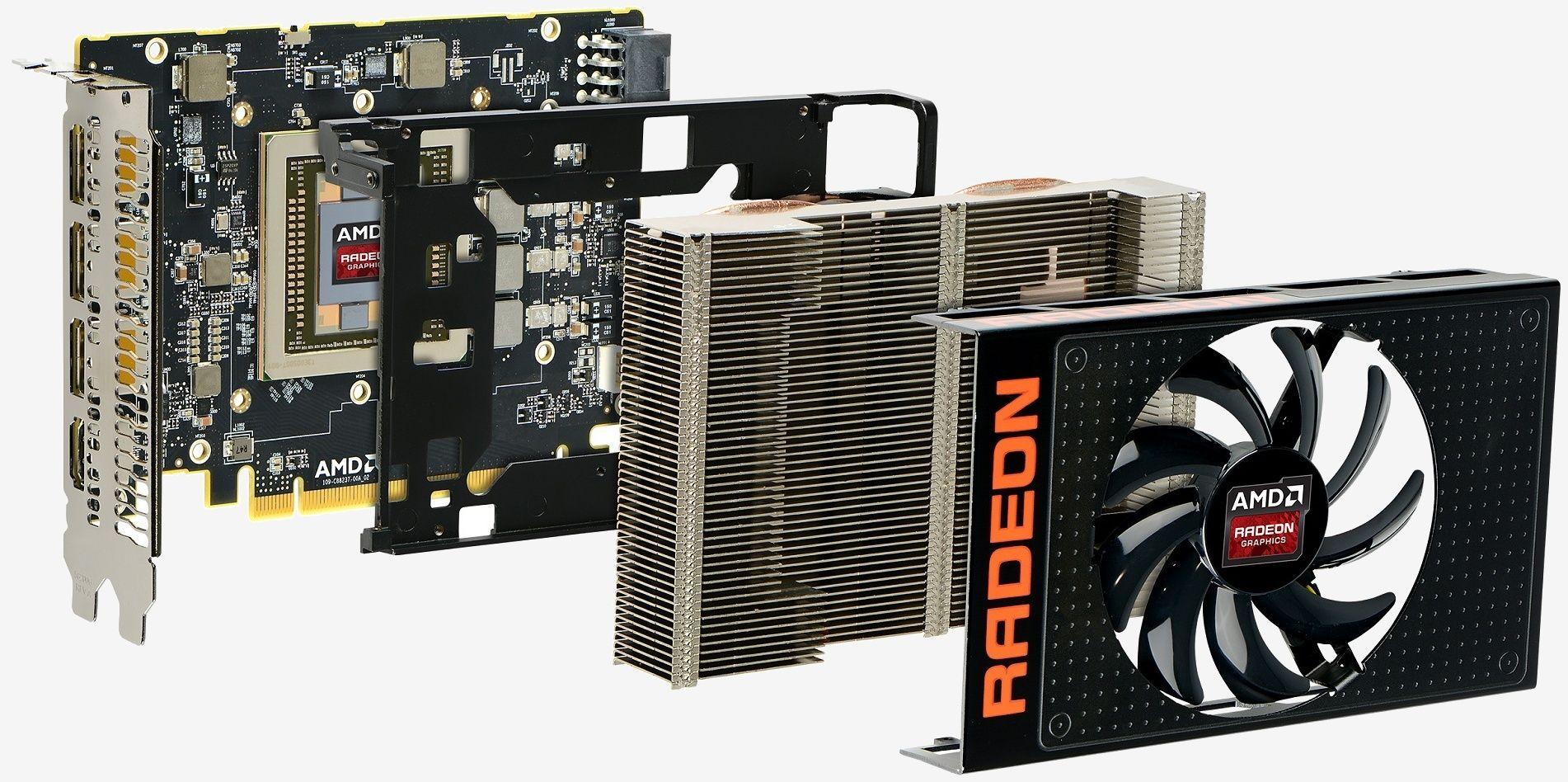 Radeon R9 Nano Review Mini 4K Gaming Graphic card, Amd