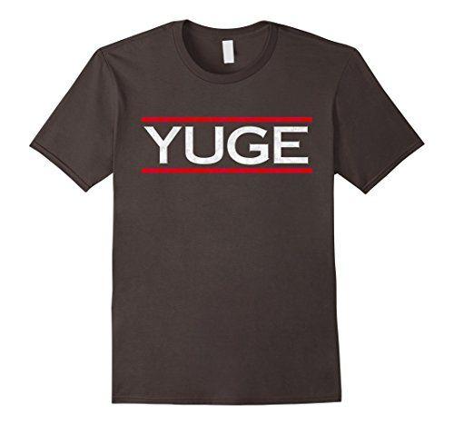 Men's President Trump 2016: YUGE Funny T-shirt Donald Coo... https://www.amazon.com/dp/B01KBJABZI/ref=cm_sw_r_pi_dp_x_jUslybE9J3FW9