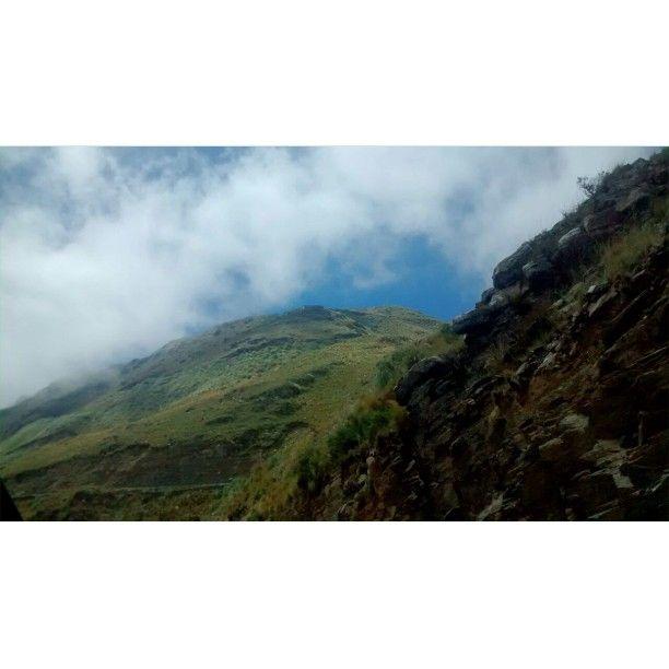 Como se extraña esto xfavoor. Allá ya  #nature #freedom #mountains #sanluis #argentina #Cloud #spirit