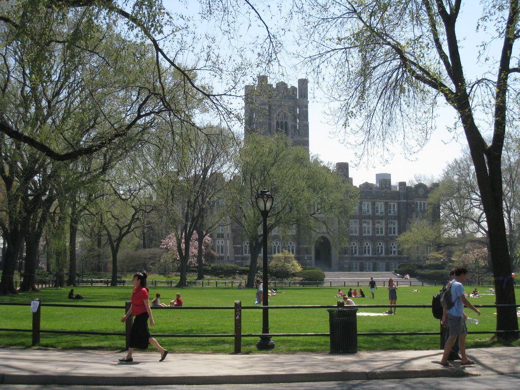 Fordham University Bronx, Metropolitan area, A bronx tale