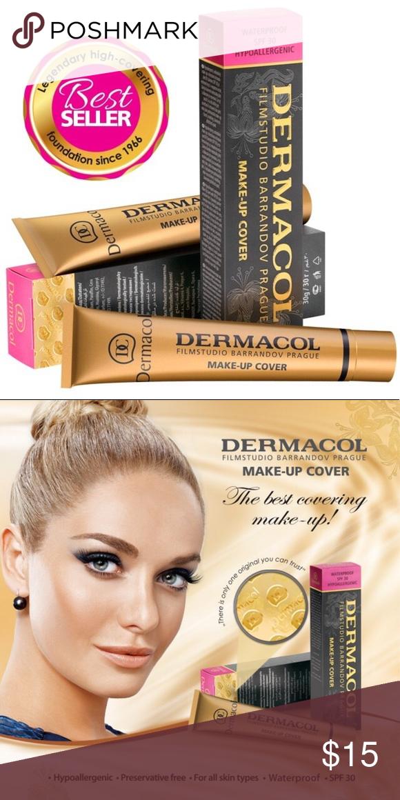 Dermacol MakeUp Cover Foundation Authentic Boutique