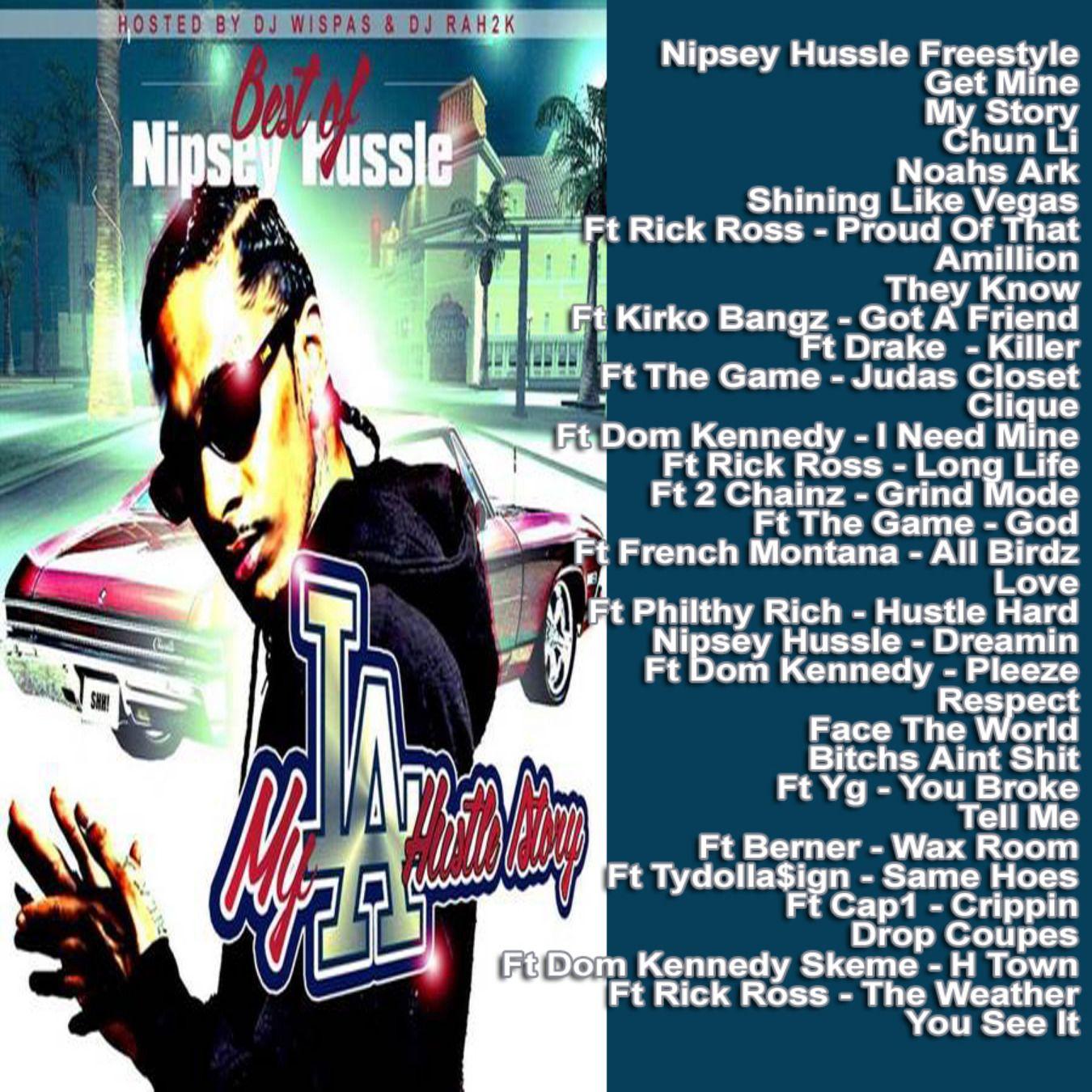 Nipsey Hussle My La Story Mp3 Download In 2020 Mixtape G Funk Dj Premier